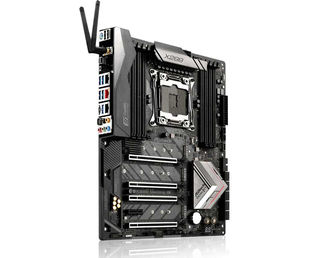 ASRock FATAL1TY Professional Gaming i9