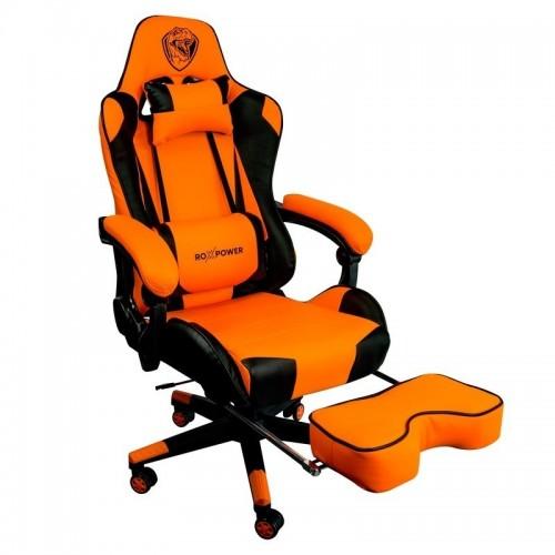 Геймърски стол ROXPOWER GAMING T-ROX GC75 ОРАНЖЕВ GC75O