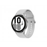 "Смарт часовник SAMSUNG Galaxy Watch4 44mm Silver 1.4"" (3.56 cm)"