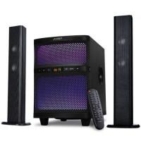 Тонколони F&D T-200X 17.5Wx2+35W,Bluetooth 4.0 мултимедийни