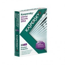 Софтуер KASPERSKY Internet Security 2012 1-Desktop 1 year Base Box - KL1843UBAFS