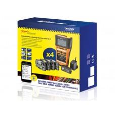 Етикетен принтер BROTHER PT-E550WVP