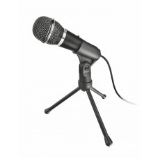 Микрофон TRUST Starzz All-round Microphone for PC and laptop - 21671