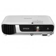 Проектор EPSON 3LCD Technology, RGB liquid crystal shutter 4000 / 2600 lumens (Normal / Eco) 16 000 : 1