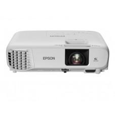 Проектор EPSON 3LCD Technology, RGB liquid crystal shutter 3500 / 2300 lumens (Normal / Eco) 16 000 : 1