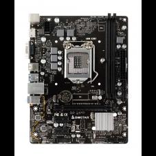 Дънна платка BIOSTAR H310MHP, Intel H310, sock. 1151, Ver 7.X