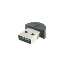 Bluetooth адаптер, No brand, V2.0, Черен