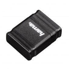 USB памет HAMA Smartly, 16GB, Черна - HAMA-94169