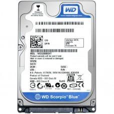 Твърд диск за лаптоп WESTERN DIGITAL Blue 1 TB SATA III-600 - WD10JPVX
