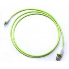 Аксесоар за iPhone кабел за данни Lightning - USB, iPhone 5/5s: 6,6S / 6plus,6S plus,Ipad4/Mini, 1m - DE-14252