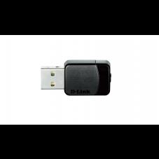 Безжичен Wireless адаптер D-Link, Dual band, AC600 MU-MIMO, 2.4GHz