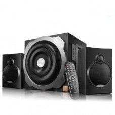 Тонколони F&D A521X Bluetooth 2.1 52W черен