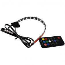 RAIDMAX LED Light Strip LD-301R 30cm RF remote control