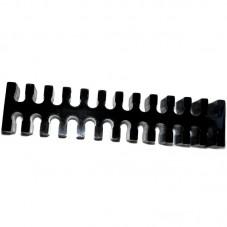 Кабел GELID SOLUTIONS 24p Acrylic cable holder Черен - PL-ATXCM-24P-02
