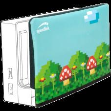 Аксесоари за геймъри SPEED-LINK GUARD Protection Cover - for Nintendo Switch Station