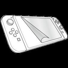 Аксесоари за геймъри SPEED-LINK GLANCE Screen Protection Kit - for Nintendo Switch