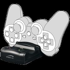 Аксесоари за геймъри SPEED-LINK JAZZ USB Charger - for PS3
