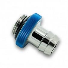 Охладител EKWB EK-HFB Soft Tubing Fitting 10mm - Blue