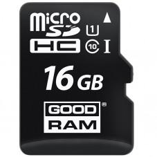 Карта памет GOODRAM 16 GB, Micro SDHC