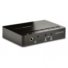 Звукова карта AXAGON ADA-71 USB2.0 - SOUNDbox real 7.1 Audio Adapter