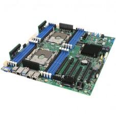 Дънна платка за сървър INTEL Intel C624, Socket P, DDR4 SDRAM, SSI EEB