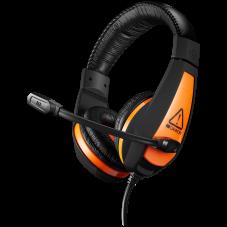 Геймърски слушалки CANYON Gaming headset 3.5mm jack with adjustable microphone and volume control