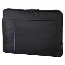 """Калъф за лаптоп HAMA Cape Town, до 40 cm (15.6""""), Черен / Син"""