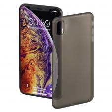 Гръб HAMA Ultra Slim за Apple iPhone Xs Max, черен