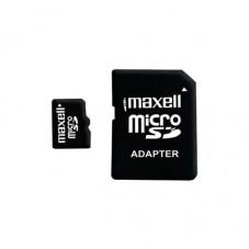 Карта памет Maxell micro SDHC, 8GB - ML-SDMICRO-8GB-CLASS10