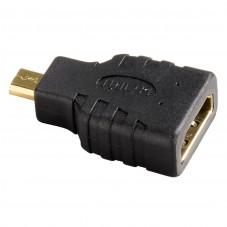 Адаптер HAMA HDMI женско- Micro HDMI мъжко,