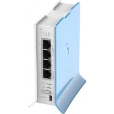 Безжичен Access Point MikroTik hAP lite RB941-2nD-TC
