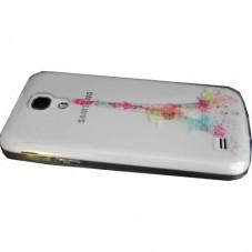 Аксесоар за мобилен телефон Ultra thin 3,5mm Силикон с картинка за Samsung S4 mini
