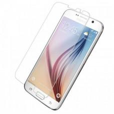 Стъклен протектор No brand Tempered Glass за Samsung Galaxy S6, 0.3mm, Прозрачен  - DE-52073