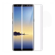 Стъклен протектор, No brand, За Samsung Galaxy Note 8, Full 3D, 0.3mm, Прозрачен  - de-52347