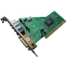 Звукова карта ESTILLO C-Media 8738 PCI 4 канала - EST-SND-CMEDIA-4CHA