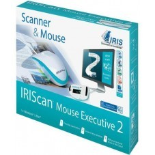 Мишка + Скенер в едно iris IRIScan Mouse Executive 2 All in one, A4, USB2.0 - IRIS-SCAN-MOUSE-EXE