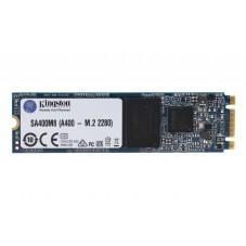 Твърд диск KINGSTON A400 SSD, m.2 2280, 120GB