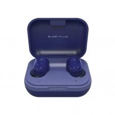 Блутут слушалки-тапи с докинг кутийка Silicon Power Blast Plug BP75, True Wireless, Син