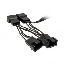 Кабел Kolink Y-Splitter 4 Pin за 4 броя вентилатори PGW-AC-KOL-049