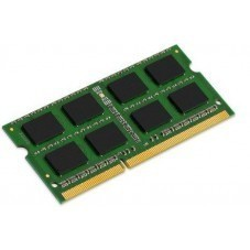 Памет Kingston 2GB SODIMM DDR3 PC3-12800 1600MHz CL11 KVR16S11S6/2