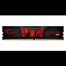 Памет G.SKILL Aegis 8GB DDR4 PC4-21333 2666MHz CL19 F4-2666C19S-8GIS