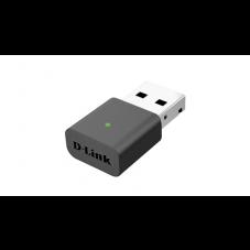 Безжичен адаптерr D-LINK DWA-131 Nano, USB - D-LINK-DWA-131