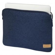 "Универсален калъф за лаптоп HAMA Jersey, до 30 см  (11.6""), Син - HAMA-101809"
