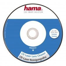 Почистващ комплект за CD устройства HAMA Laser Lens cleaner