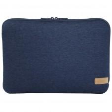 "Универсален калъф за лаптоп HAMA Jersey, до 34 см  (13.3""), Син - HAMA-101810"