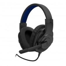 Геймърски слушалки Hama uRage Soundz 200, Микрофон, USB, Черен