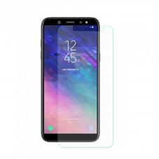 Стъклен протектор DeTech, за Samsung Galaxy J7 2018, 0.3 mm, Прозрачен