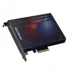 Вътрешен кепчър AVerMedia LIVE Gamer 4K, PCIe