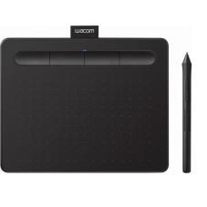Графичен таблет Wacom Intuos S Bluetooth  черен - WACOM-TAB-4100WLK-NT