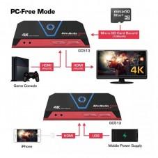 Външен кепчър AVerMedia LIVE Gamer Portable 2 Plus, USB